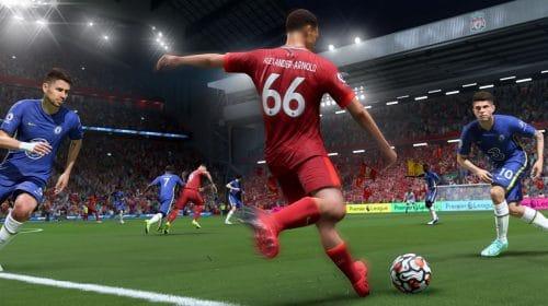 FIFA 22: update traz correções para o gameplay, FUT, carreira e mais