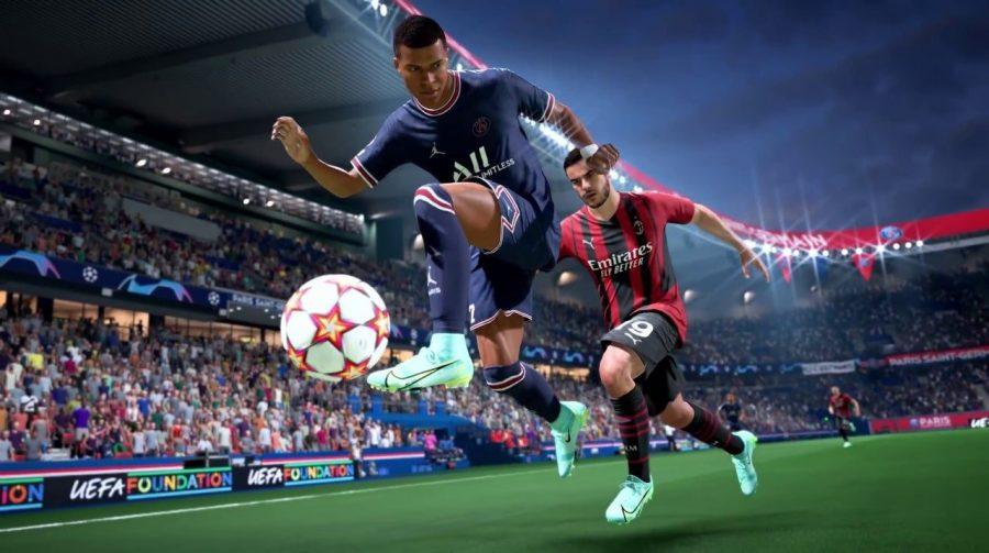 Golaço: FIFA 22 bate recordes e tem mais de nove milhões de jogadores