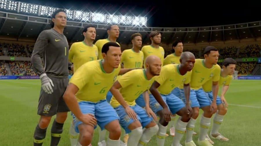 FIFA 22: Seleção e clubes brasileiros terão jogadores genéricos