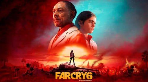 Edição física de Far Cry 6 entra em pré-venda no Brasil