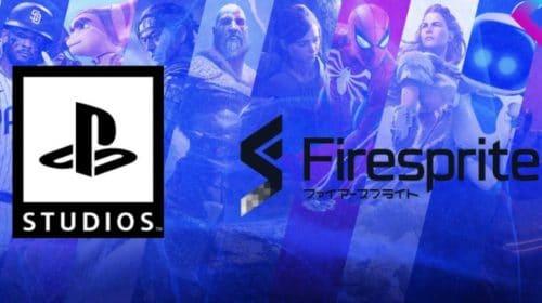 Firesprite, novo estúdio da Sony, procura diretor para