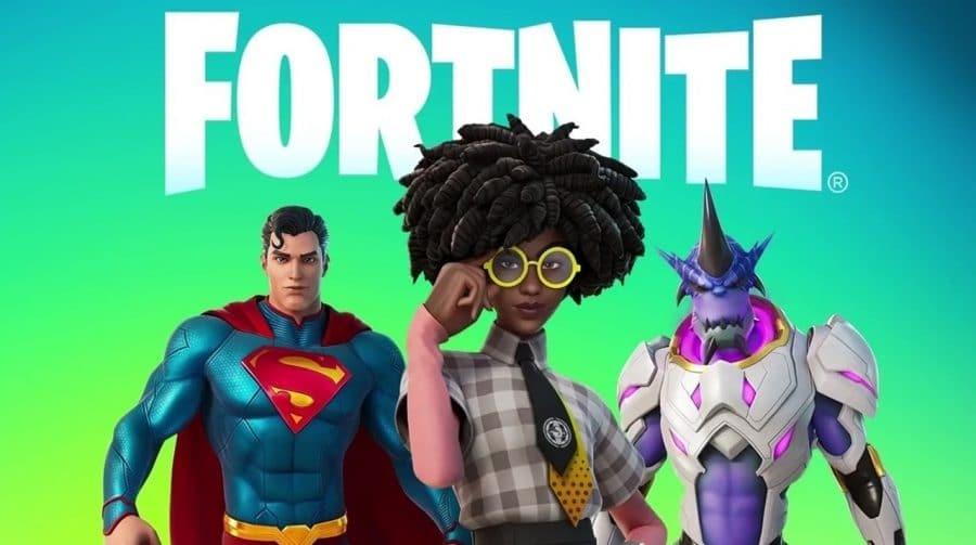 Oitava temporada de Fortnite pode começar em 13 de setembro