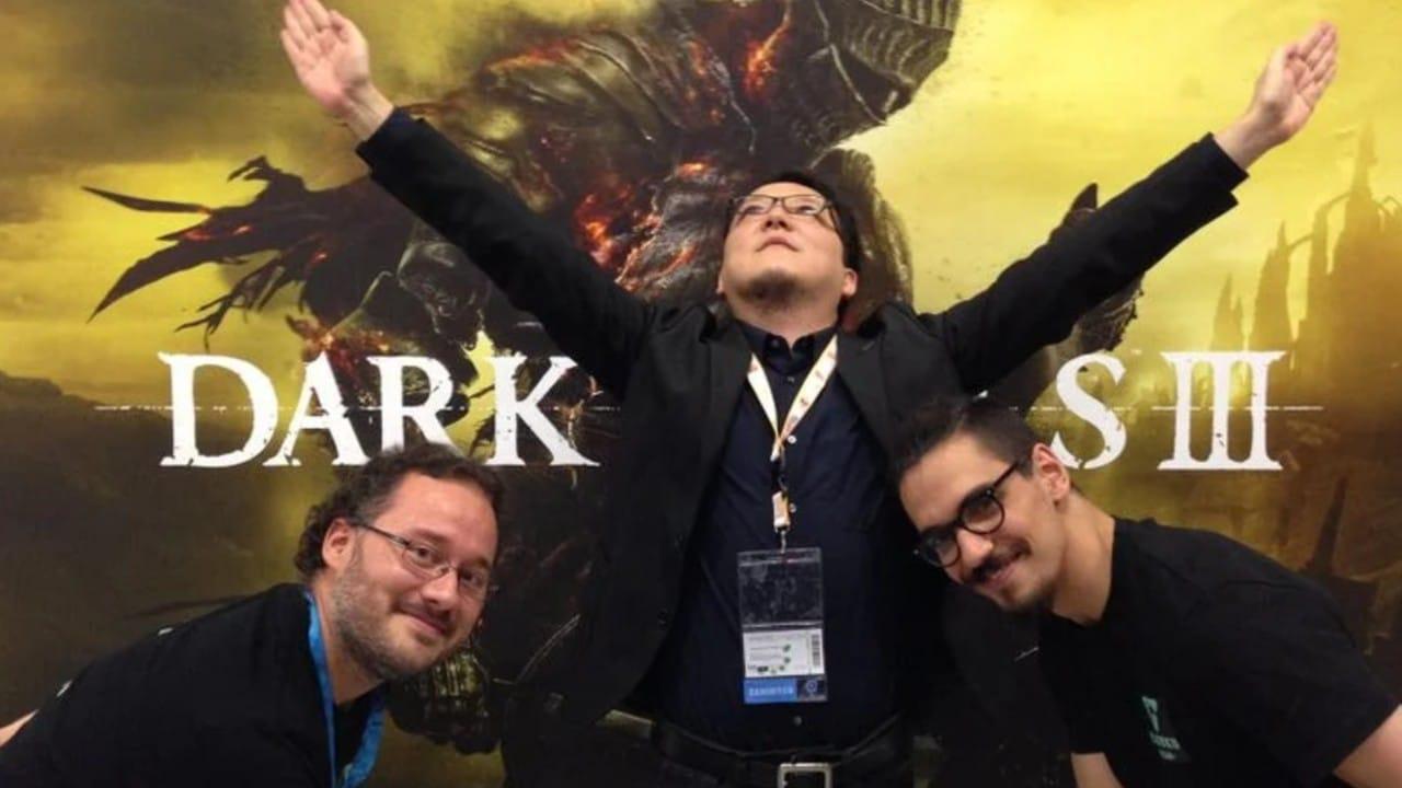 FromSoftware Dark Souls