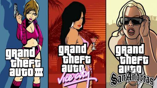 GTA: The Trilogy — The Definitive Edition é listado na Coreia do Sul