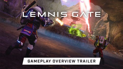 Trailer de Lemnis Gate traz detalhes do shooter de combate por turnos