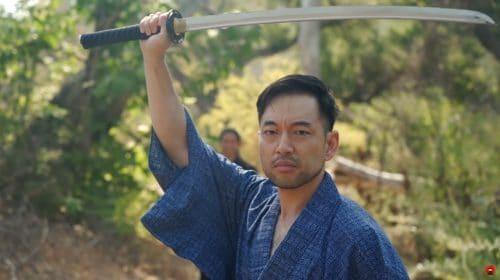 Ghost of Tsushima: ator de Jin Sakai recria golpes de katana em vídeo