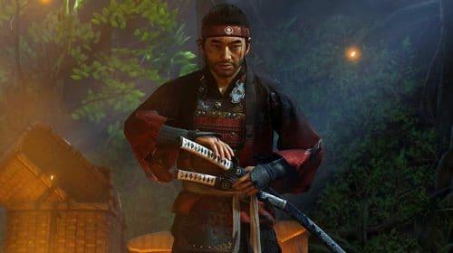 Ghost of Tsushima Director's Cut é o jogo mais bem avaliado da Sucker Punch desde Sly 2