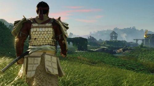Patch de Ghost of Tsushima Director's Cut aprimora gameplay e modo Legends