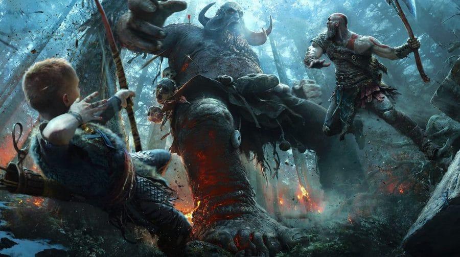 Nvidia diz que lista vazada com God of War no PC possui jogos
