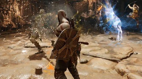 God of War Ragnarok: Kratos terá novos escudos, com habilidades inéditas