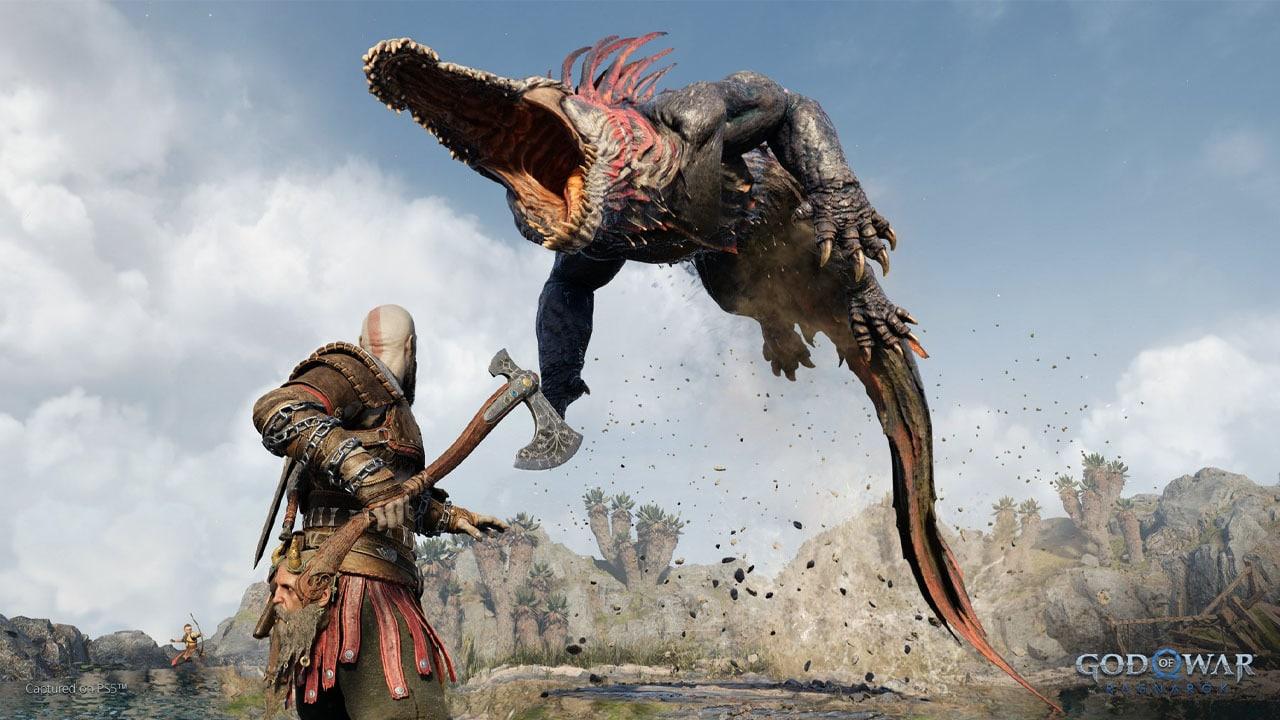 "God of War Ragnarok terá mais ""fan service"" para aumentar a variedade"