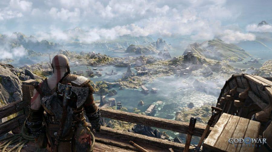 """God of War Ragnarok será """"um tiro contínuo"""", assim como em 2018"""