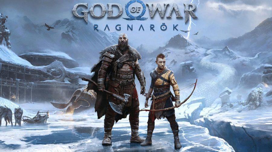 God of War Ragnarok é listado como