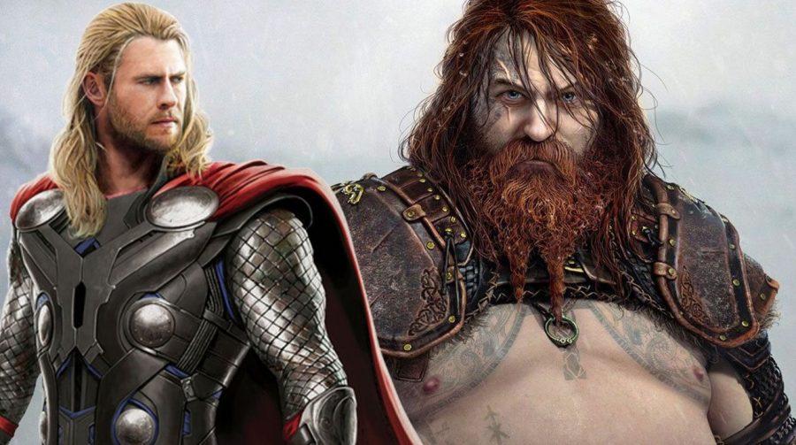God of War Ragnarok: por que Thor não é igual a versão da Marvel? Diretor explica