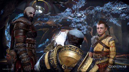 Sony divulga sinopse oficial e mais detalhes de God of War Ragnarok