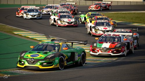 Ray tracing de Gran Turismo 7 será limitado aos replays