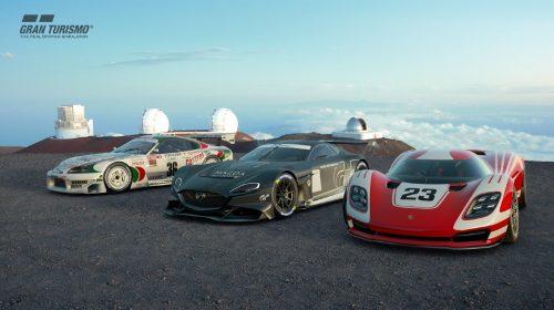 Com steelbook, Gran Turismo 7 terá edição especial de 25 anos da franquia