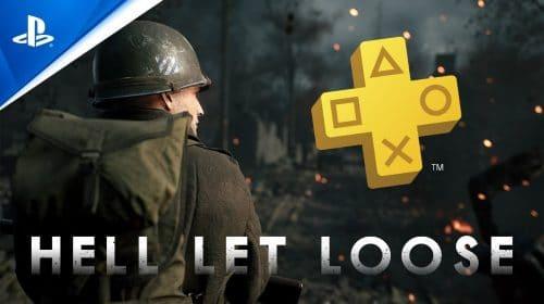 Conheça Hell Let Loose, shooter multiplayer do PS Plus de outubro