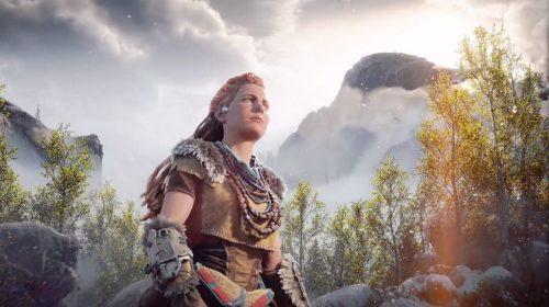 Qualidade de Horizon Forbidden West no PS4 não será comprometida, garante Guerrilla