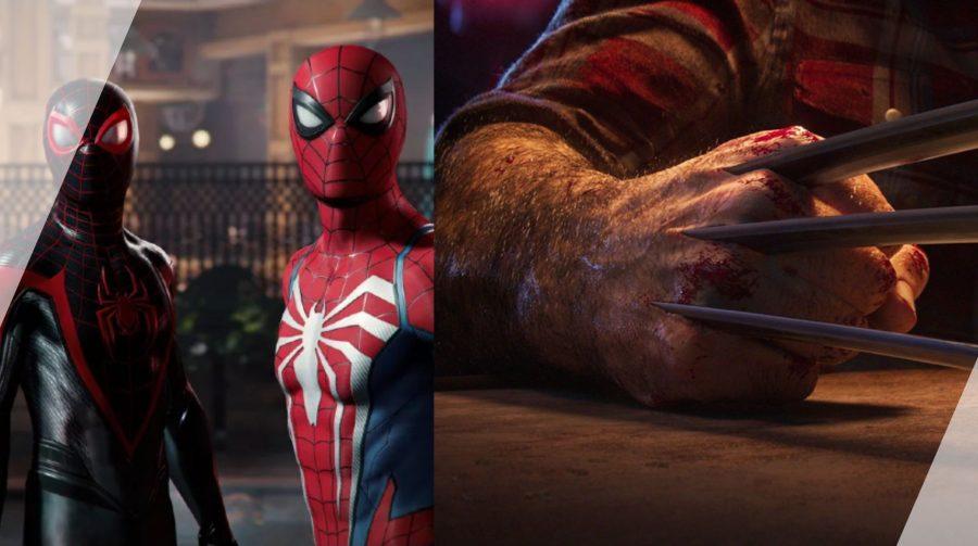 """Insomniac """"testará os limites do PS5"""" com Spider-Man 2 e Wolverine"""