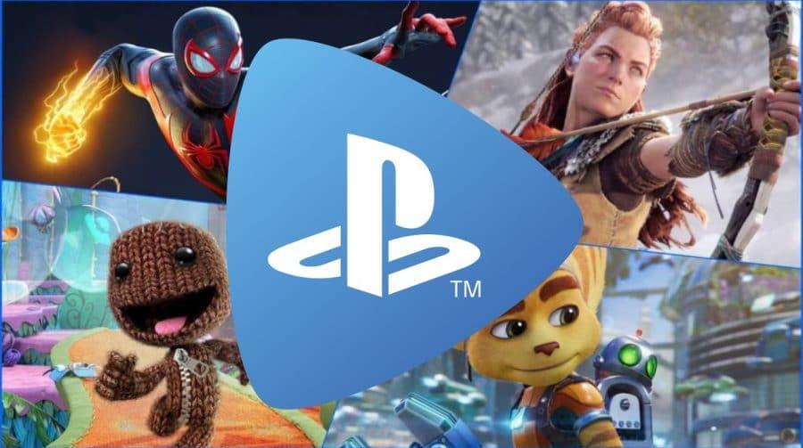 Nova patente sugere chegada de jogos de PS5 ao PS Now