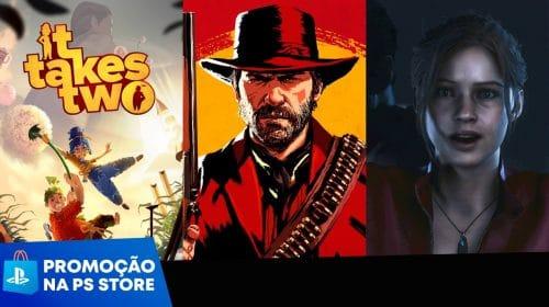 Hora de aproveitar! Confira 10 grandes jogos em promoção na PS Store