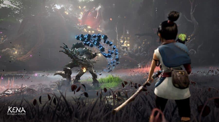 Atualizações pós-lançamento de Kena: Bridge of Spirits trarão muitas novidades ao game