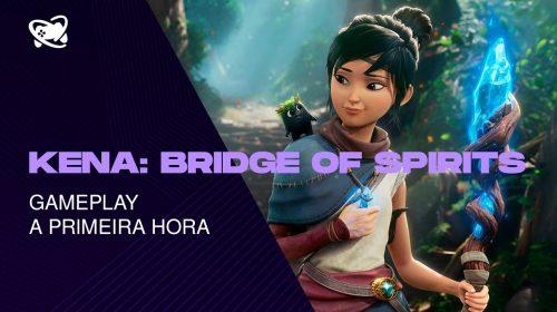 Assista a primeira hora de gameplay de Kena: Bridge of Spirits no MeuPlayStation