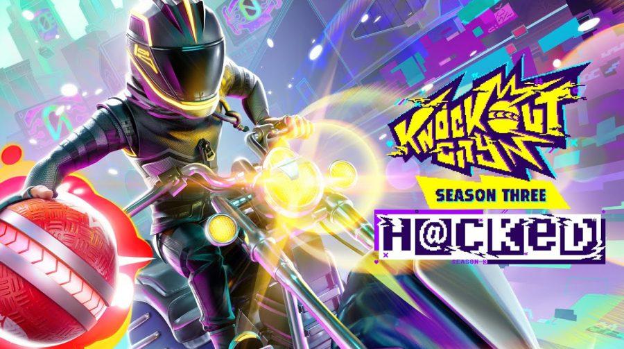 3ª temporada de Knockout City traz mapa e modos inéditos