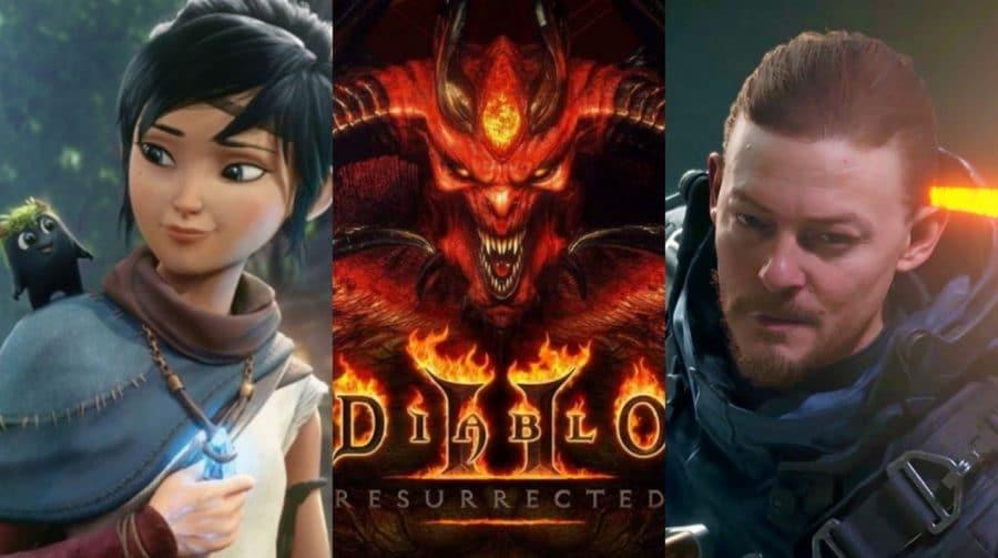Confira os lançamentos da semana (21/09 a 24/09) para PS4 e PS5