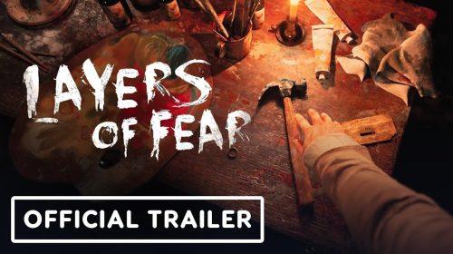 Na TGS 2021, Bloober Team revela novo Layers of Fear para 2022