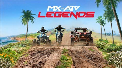 MX vs ATV Legends, da clássica franquia off-road, é anunciado para PS4 e PS5