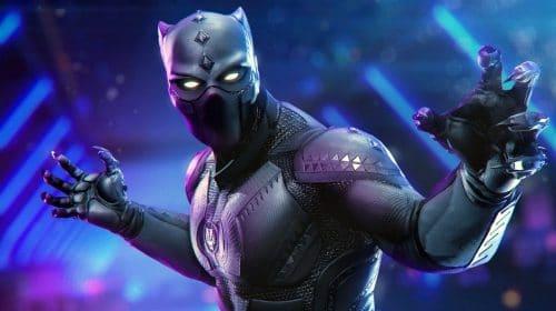 Marvel's Avengers: fãs jogaram como Pantera Negra por mais de 833 mil horas