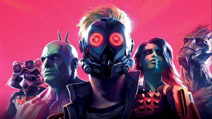Desenvolvimento de Marvel's Guardians of the Galaxy está oficialmente concluído