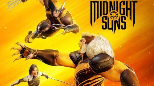 Com Wolverine e Dentes de Sabre, Marvel's Midnight Suns terá novo gameplay nesta terça (07)