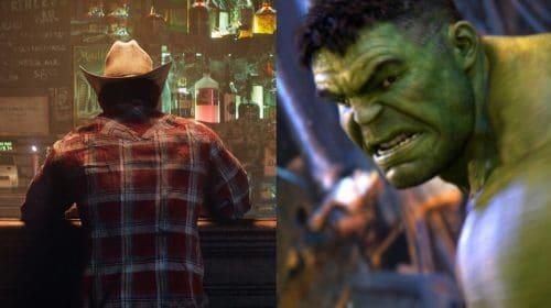 Você notou? Trailer de Marvel's Wolverine tem easter egg do Incrível Hulk