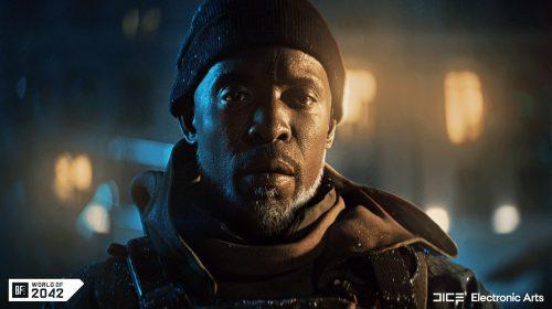 Michael K. Williams, Irish em Battlefield 4 e 2042, falece aos 54 anos