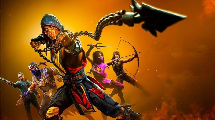 Desenvolvimento de Mortal Kombat 12 pode começar em breve