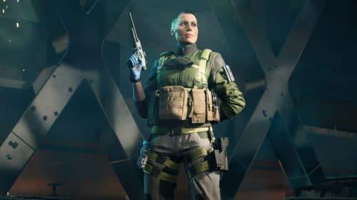 Battlefield 2042 terá mudança importante em pistola na operadora Maria Falck