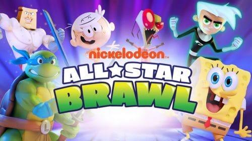 Bob Esponja e Patrick quebram o pau em novo gameplay de Nickelodeon All-Star Brawl