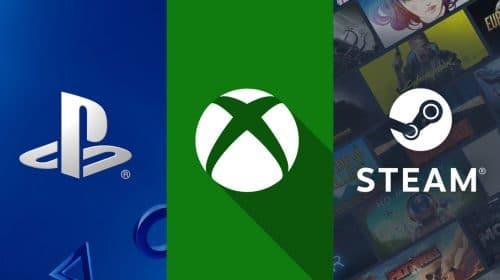PSN sofre menos quedas que a Xbox Live e a Steam, indica estudo