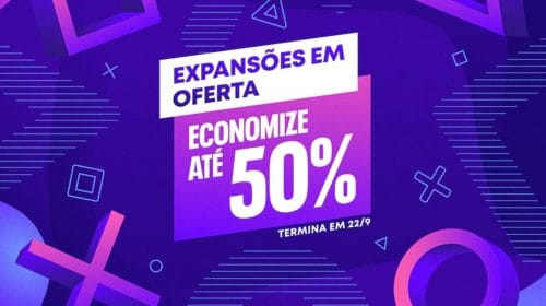 Mais de 650 expansões estão com até 50% de desconto na PS Store