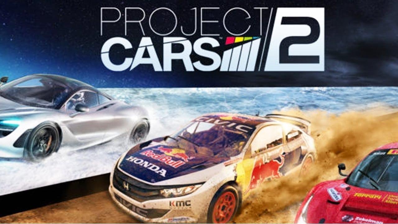 Project CARS 2 - melhores jogos de carro para ps4