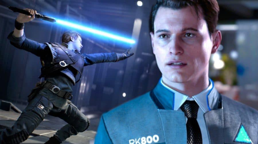 Quantic Dream pode estar trabalhando em um novo Star Wars [rumor]