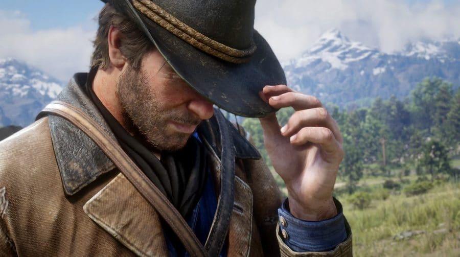 Time-lapse de Red Dead Redemption 2 mostra uma longa caminhada pelo jogo