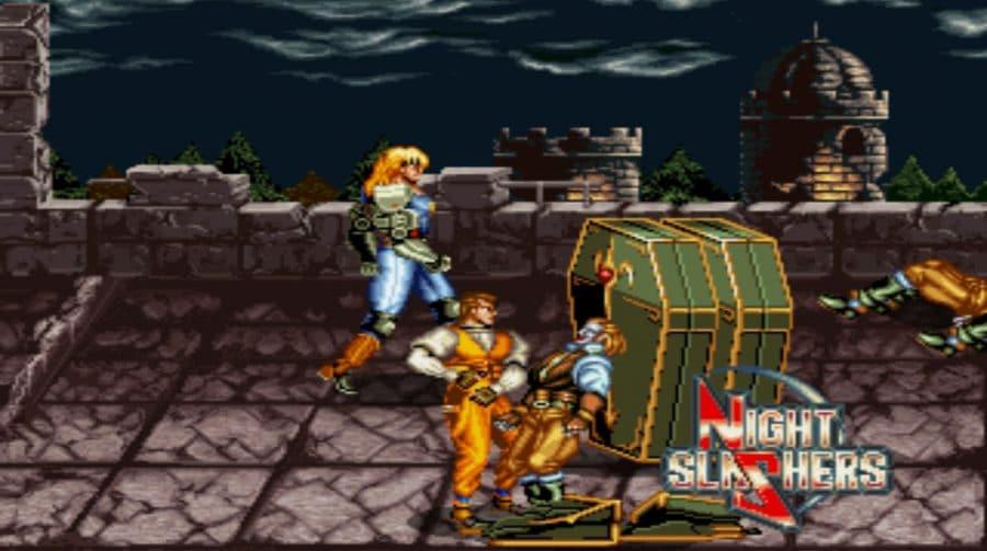 Remake de Night Slashers, clássico de 1993, é anunciado pela Forever Entertaiment