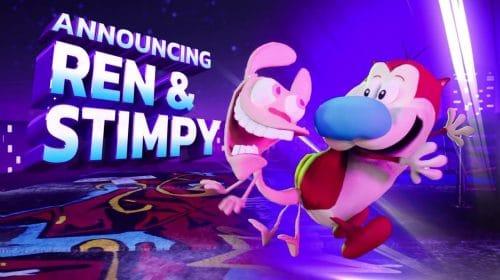 Ren & Stimpy estarão no elenco de Nickelodeon All-Star Brawl