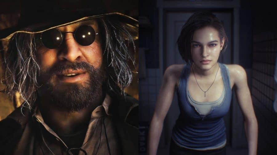 Novo Resident Evil? Voz de Heisenberg sugere estar trabalhando com atriz de Jill