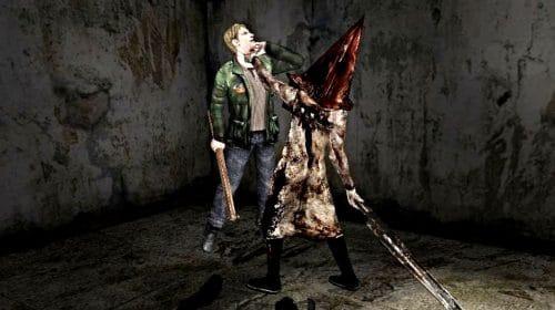 Silent Hill 2 completa 20 anos e designer do game celebra com arte do Pyramid Head