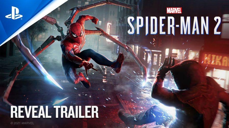 Com Venom, Peter e Miles, Marvel's Spider-Man 2 é revelado e chega em 2023